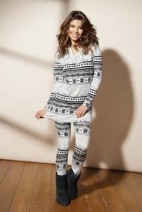 pijama antigel de la coleccion beaute scandinave
