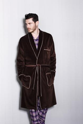 pijamas y batas para hombre en Pespunttes Moda Intima