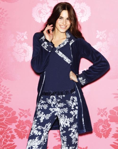 Conjunto pijama + bata