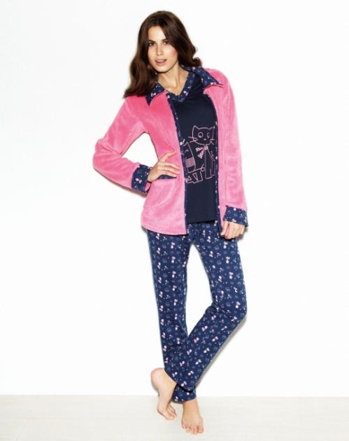 Conjunto 3 piezas pijama + bata