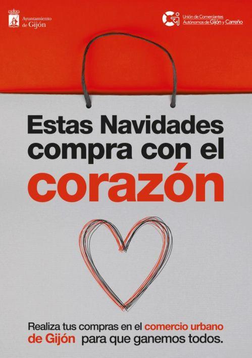 estas navidades compra con el corazon