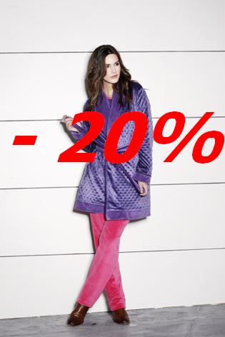 bata mujer 20% de descuento