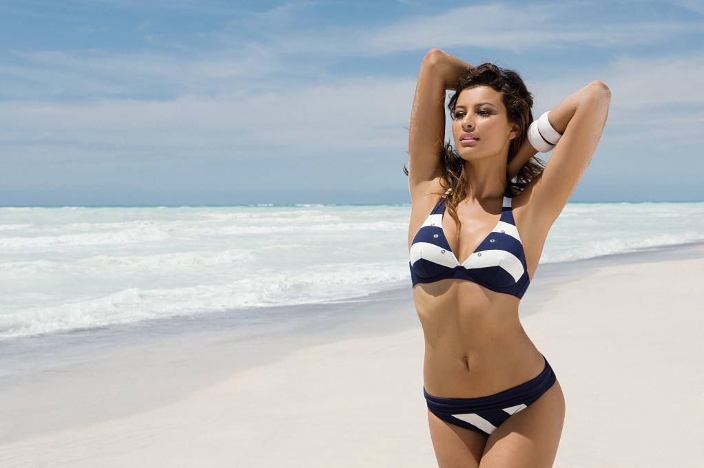 Bikinis Antigel Intima Los 2013Mi Rayas Moda De Marineras En iuPkXZ
