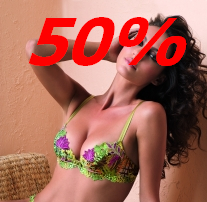 LISE CHARMEL 50%