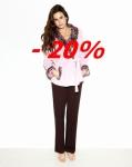 Conjunto Bata + pijama mujer 20%