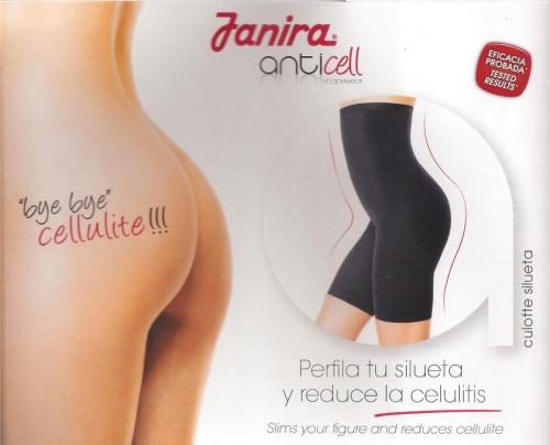 anticell de Janira en Pespunttes moda intima para reducir la celulitis