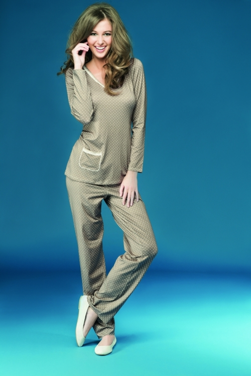 pijama_lunares_look de fille_antigel_lise charmel_gijon_2013