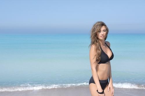 bikini_la beach guipure_antigel_negro