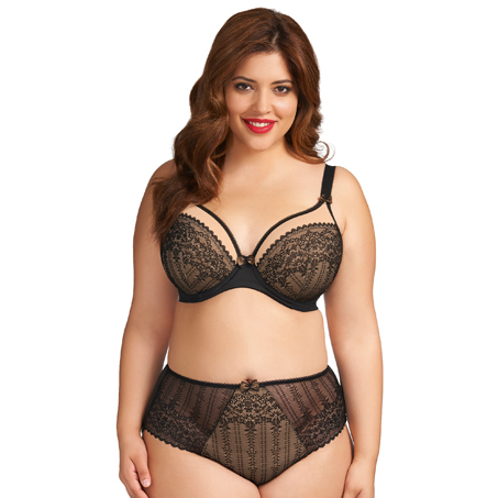 BIJOU-SOIREE-BLACK-UNDERWIRED-BANDED-MOULDED-BRA-8780-SHORT-8786 (1)