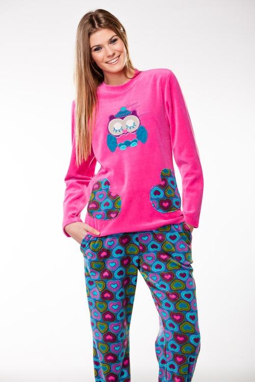 pijama_chica_intimo moi_fuxia