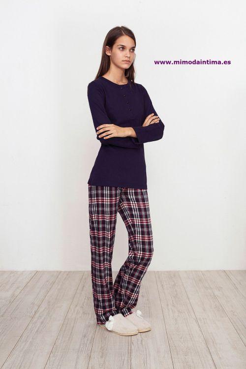 pijama_cuadros_promise