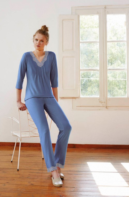 pijama largo promise