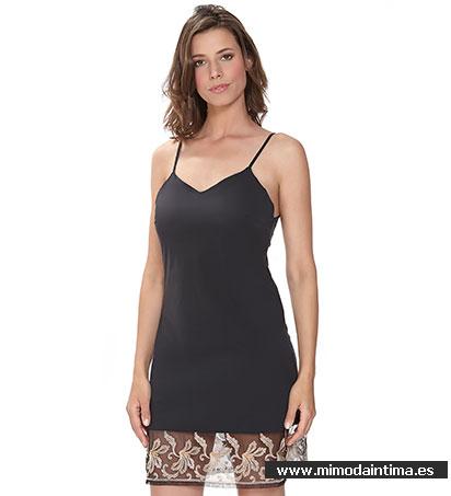4sofia-black-chemise-fl9329-f-trade-3000
