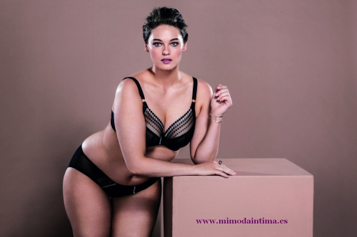 MATILDA-BLACK-UW-PLUNGE-BRA-EL8900-BRIEF-EL8905