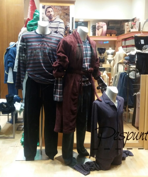 Escaparate_navidad_pijamas hombre